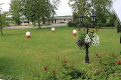 Le Translon - Coté jardin