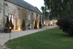 Les Pommerieux - Salle de réception
